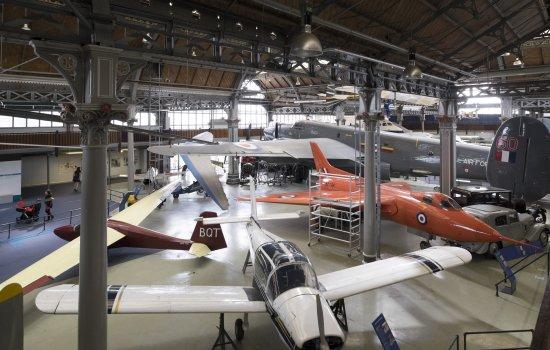 Air and Space Hall at MSI