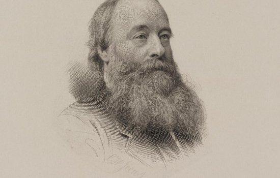 Portrait of James Joule