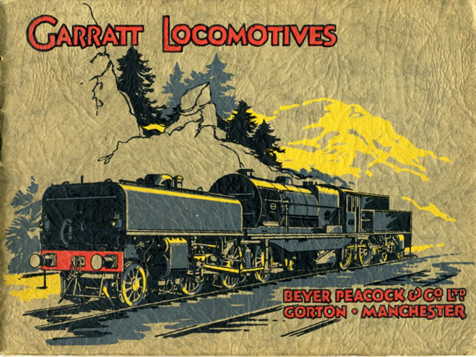 Beyer-Garratt brochure cover