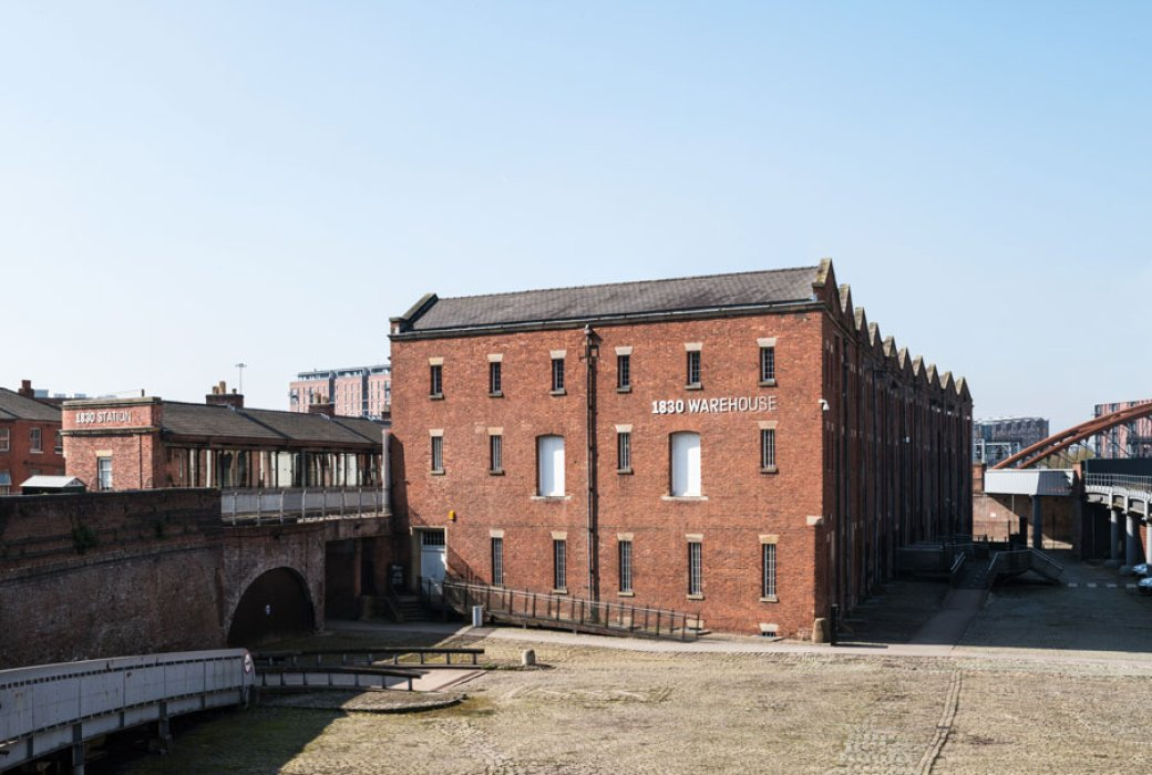 1830 Warehouse and Station