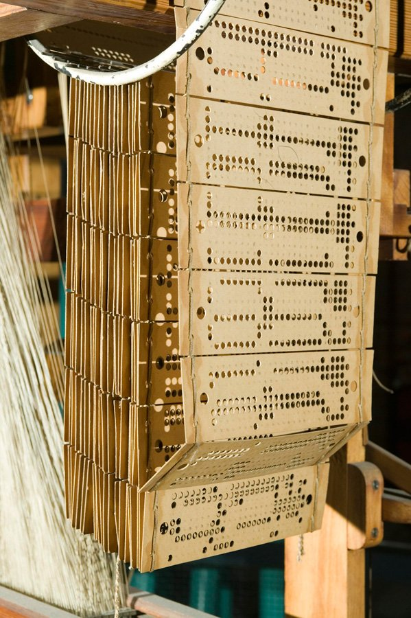 The Story Of The Jacquard Loom Science And Industry Museum