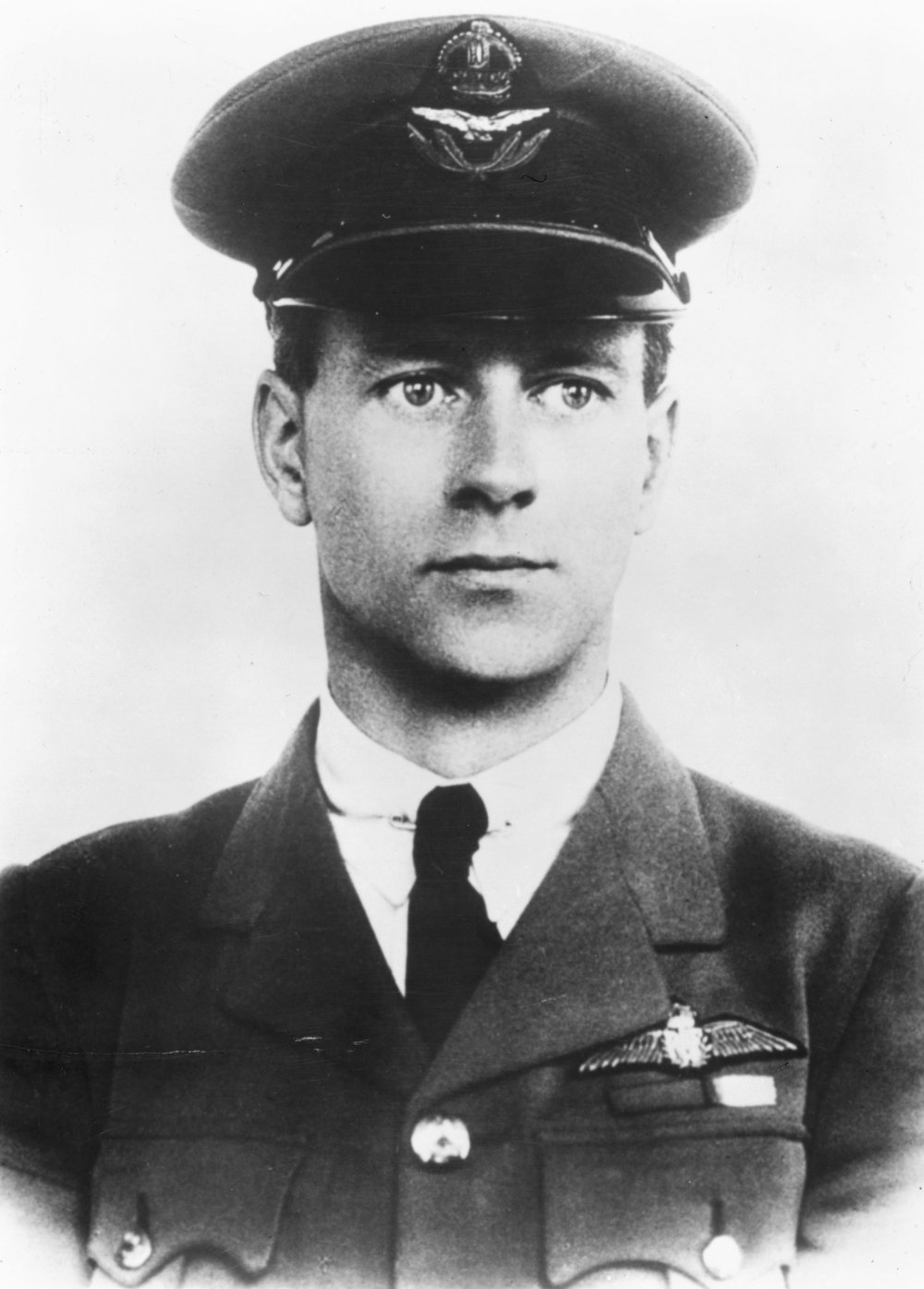 Aviator Sir Arthur Whitten Brown