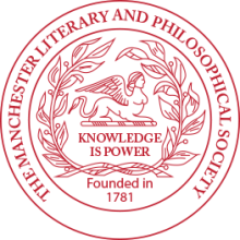 Manchester Literary and Philosophical Society logo